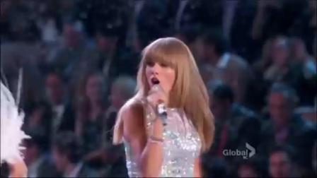 霉霉维多利亚演唱会Taylor Swift 斯威夫特