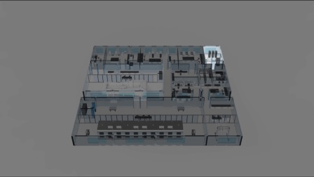 3MS 气象计量检定业务系统实验室规划_CN