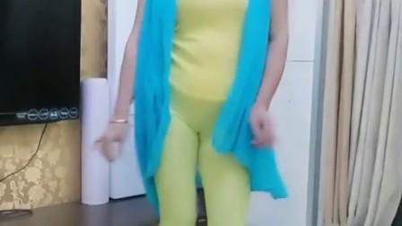 舞林美娜子小视频《万树繁华》