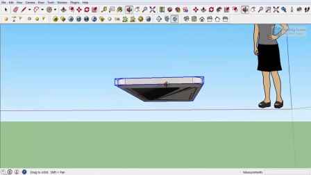 MAKING OF AN IPHONE 6 IN GOOGLE SKETCHUP