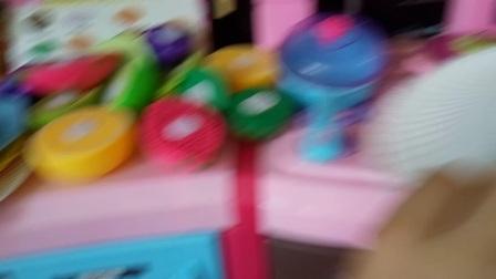 快乐宝贝和厨房玩具(2)优然酱🍓