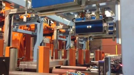 孚兰-PM200系列 铝型材全自动塑钢带打包机
