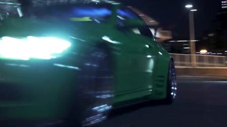 宝马E93 M3 宽体与WORK轮毂VSXX
