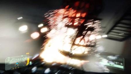 《孤岛危机3》最高难度全剧情流程解说 第三期 彩蛋3连 蘑菇 鳄鱼 跳舞的士兵