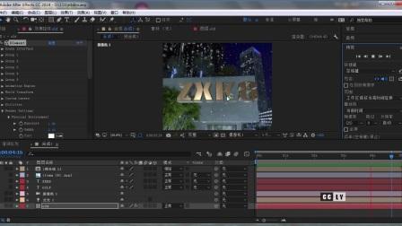 element 3d 与 cinema 4d 整合教程
