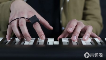 "Enhancia出了一款""附魔""戒指,让你用体感玩音乐"