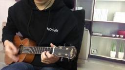 王一吉他小站——五月天《后来的我们》尤克里里示范