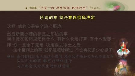 佛说无量寿经 第四十五讲 (智圆法师.讲述)