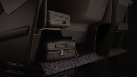 新加坡航空A380全新客舱产品