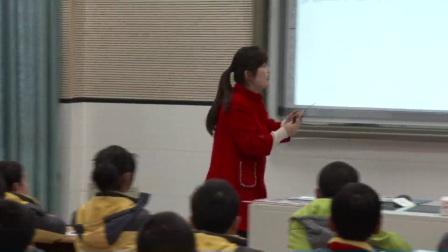 人教版英語六上第四單元B《Let's learn》課堂教學視頻實錄-張夢杰