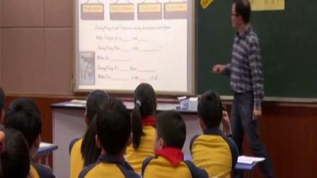 人教版英语六下第一单元A《Let's talk》课堂教学视频实录-水波