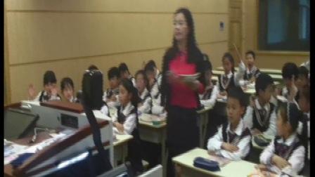 人教版英语三下第二单元《Let'stalk》课堂教学视频实录-葛娟娟