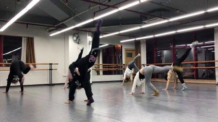 丰迪芭蕾成人班—现代舞期末结课记录