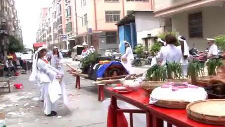 潮汕普宁地区白事风俗 出殡仪式[高清]