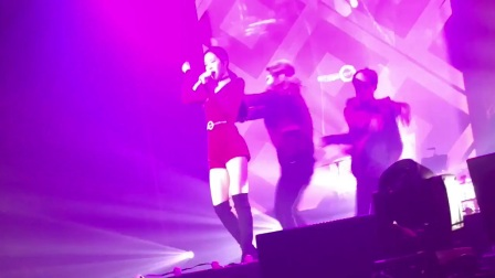 180112 Pink Space 2018--娜恩 Solo New Face(Psy)cr:manabun46 