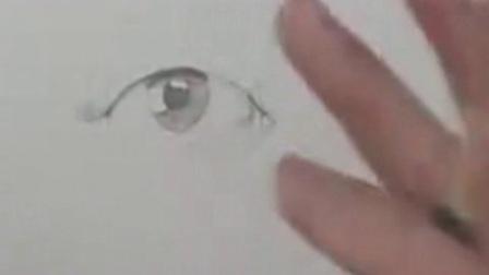 素描 头像01——眼睛的刻画