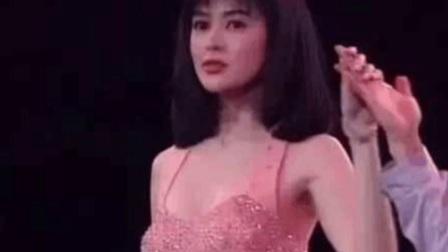 关之琳29岁时的照片曝光,这才是那个年代真正的美女