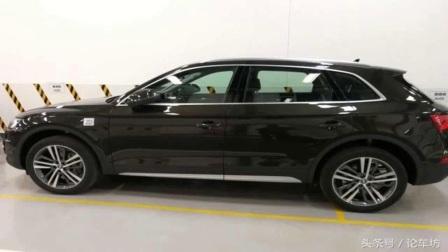 今天试驾奥迪全新换代Q5L,科技感爆棚,谈谈试驾感受!