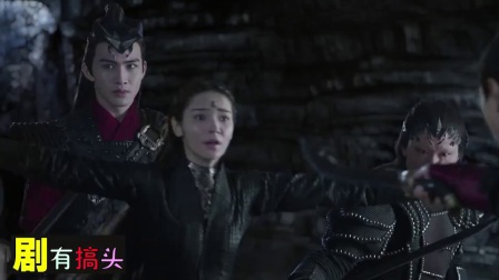 再遭鬼畜的《三生三世十里桃花》杨幂要被玩哭了 02