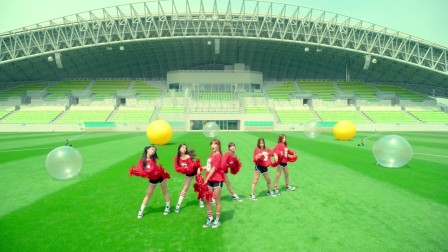 【日韩MV】Apink Music Video【Dance Feat.Ver】