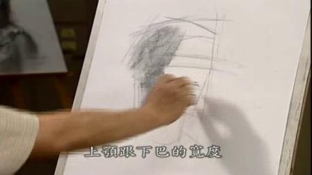 初学者怎么画素描苹果 入门素描教程图解 初学者简单速写图片