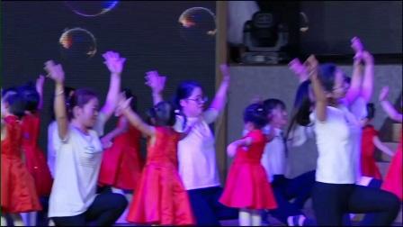 5-群舞亲子舞蹈《妈妈是我的宝贝》 舞蹈14班、新生班指导-塔塔老师-我们是最好的-小叶子艺校观城校区2017毕业汇报演出