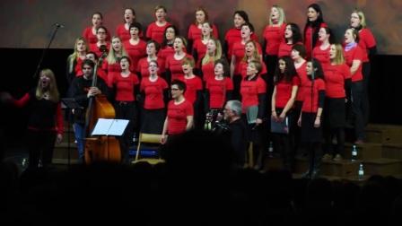 国际歌(2012年斯洛文尼亚Kombinat女声合唱团演唱)