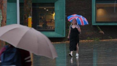 墨尔本的气候与天气