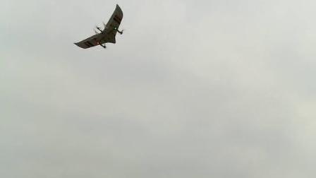 倾转旋翼VTOL起飞和转换