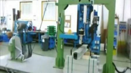 全自动钢带打包机(打捆机 AM100系列 【FROMM 孚兰】专业包装设备机械