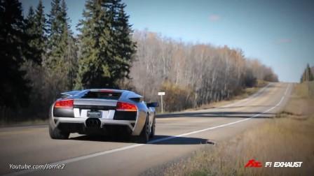 Lamborghini Murciélago LP640 F1 SOUND!