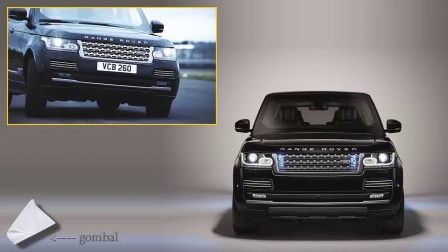 Range Rover Sentinel, first armored Land Rover to be fully engineered by SVO