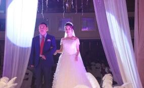 秋豪婚礼主持视频 案例图片