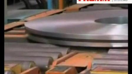 PET塑钢带 全自动捆包系统 径向打带机 整厂规划【FROMM 孚兰】