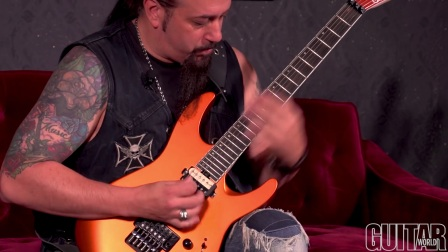 A Shred Tribute to Shawn Lane - with Adrenaline Mob's Mike Orlando