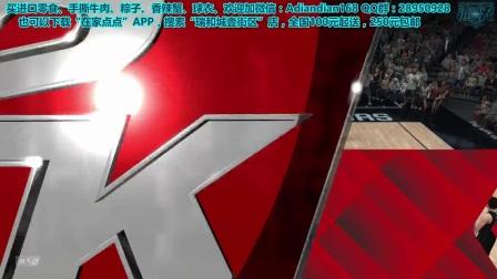 【常规赛】绝杀!反绝杀!再反绝杀!-NBA2K18ML