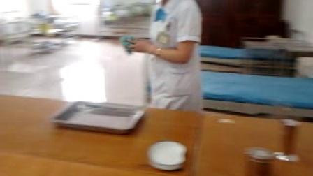 襄城县第二人民医院学习 无菌操作