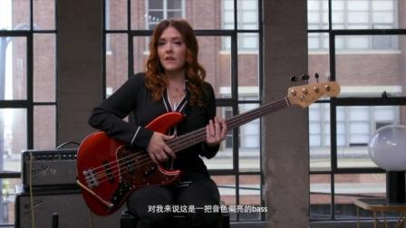 """Fender American Original 美产""""源""""系列   Jazz Bass  试听"""
