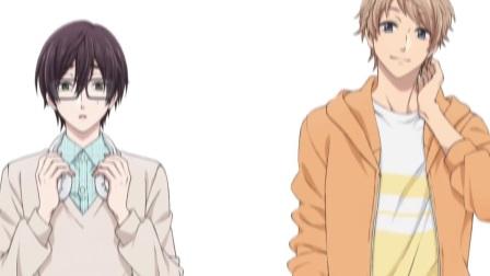 【和邪社】阿宅的恋爱太难 角色PV第三弹 二藤尚哉・樱城 光
