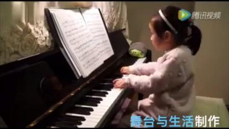 《钢琴 神童》小女孩   2分46秒