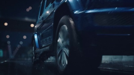 佳作:梅赛德斯奔驰G系列