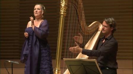 达姆娆(维拉涅拉歌舞)法国艺术歌曲《Villanelle》2013年9月1日 竖琴伴奏 作曲:Eva Dell'Acqua
