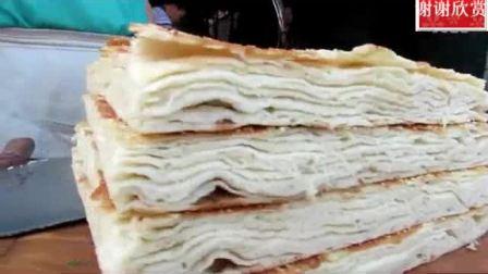 土家酱香饼的做法  千层饼 烧饼的做法