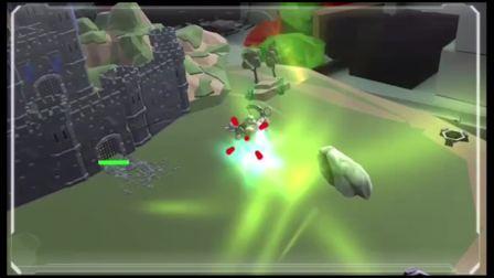 MAD Gaze: AR 遊戲演示