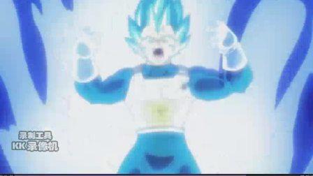 龙珠超贝吉塔升级为超蓝2