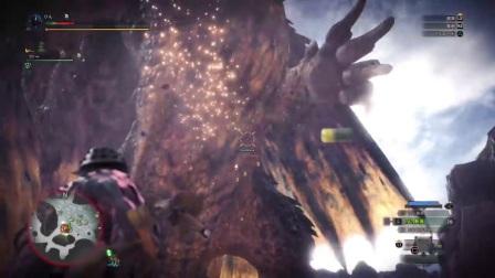 【游民星空】《怪物猎人:世界》4分59秒狩猎灭尽龙