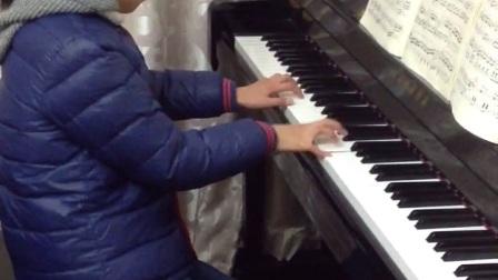 小奏鸣曲 库劳-Op.55 No.3 演奏者 陈若心