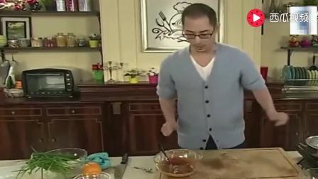 舌尖上美食: 刘一帆教你做成都名吃棒棒鸡, 选材料这么多学问!