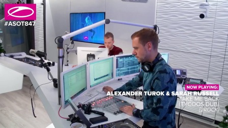 【mix4dj】A State Of Trance Episode 847 (ASOT847)