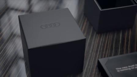 汽车奥迪汽车广告_Audi- Test Drive Cube